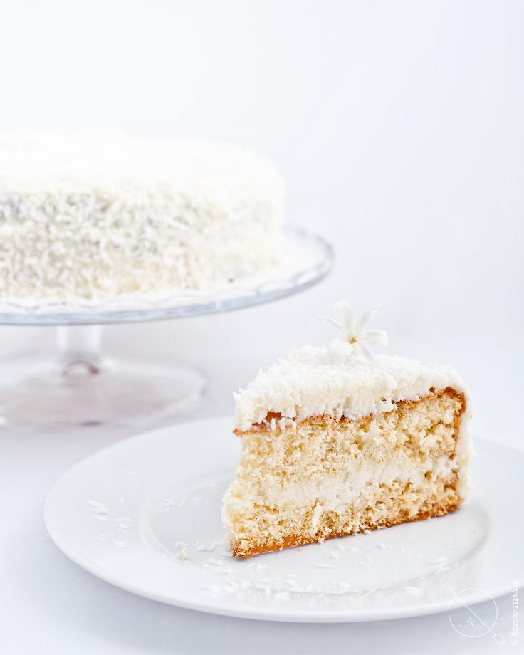 Tort bezglutenowy rafaello