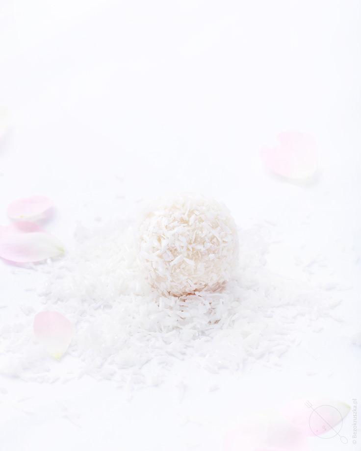 Rafaello bezglutenowe kokosowe praliny, kuleczki