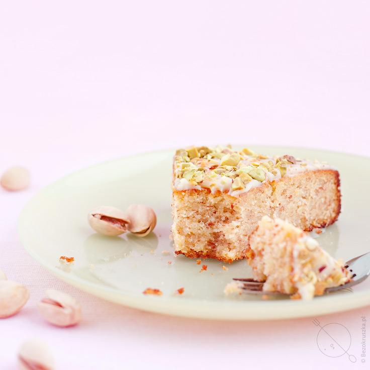 ciasto cytrynowe z migdalami