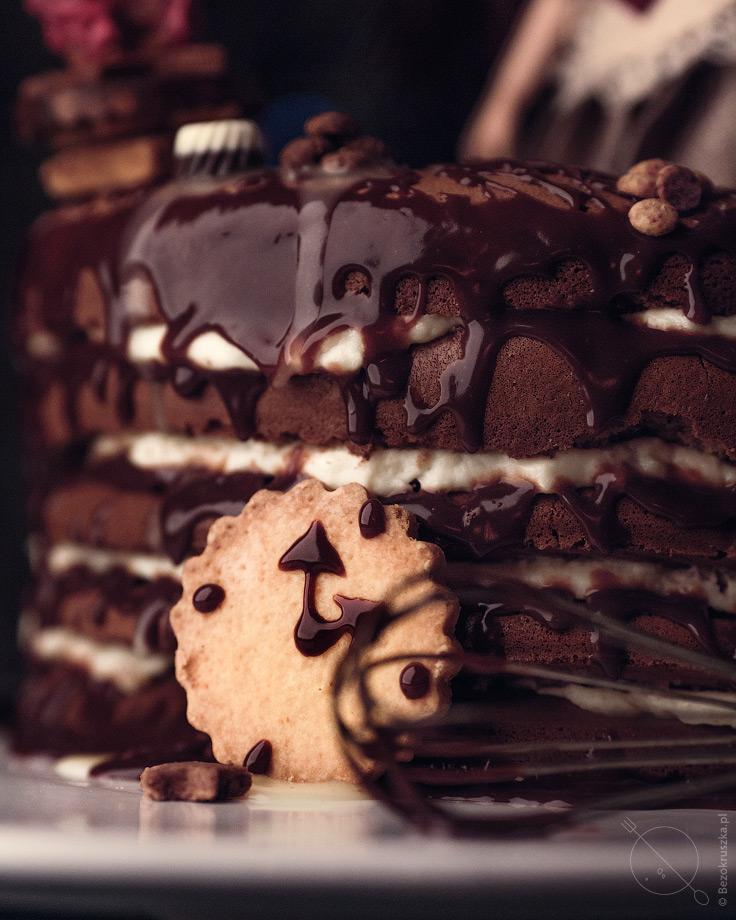 Kruche ciasteczka bezglutenowe maślane lub kakaowe