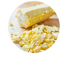 przepis z kukurydzą